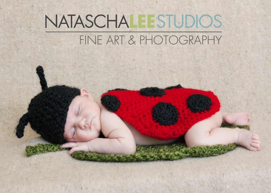 Little Ladybug - Adorable Baby Photograhy for Denver, Colorado Natascha Lee Studios