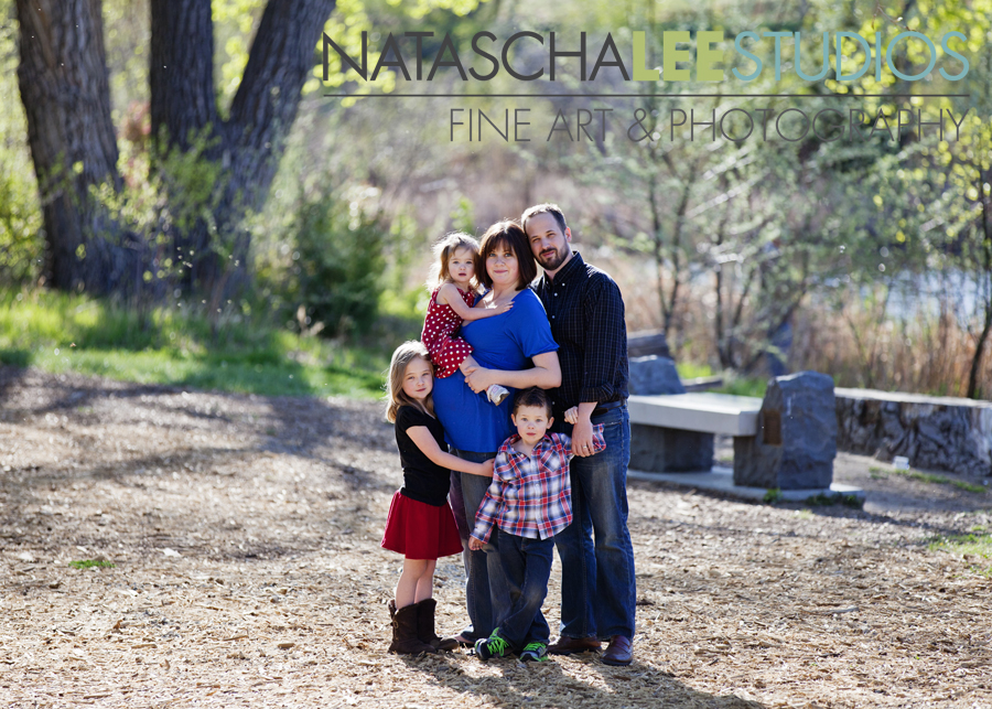 Littleton, Colorado Family Photography and Maternity  Photography by Natascha Lee Studios