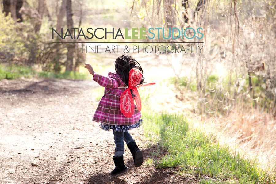 Broomfield Family and Newborn Photography by Natascha Lee Studios - Butterfly