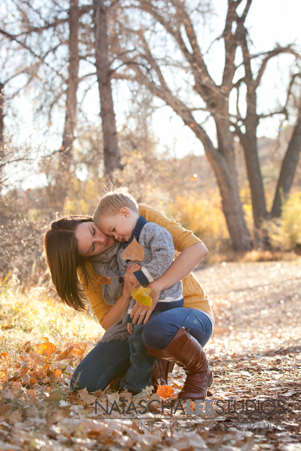 Broomfield Colorado Family Photography by Natascha Lee Studios - Fall Leavings 5841