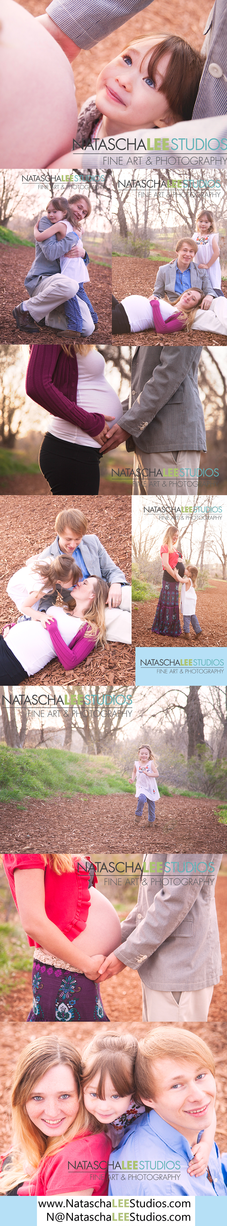 Maternity and Baby Photography by Broomfield Colorado Artist Natascha Lee Studios