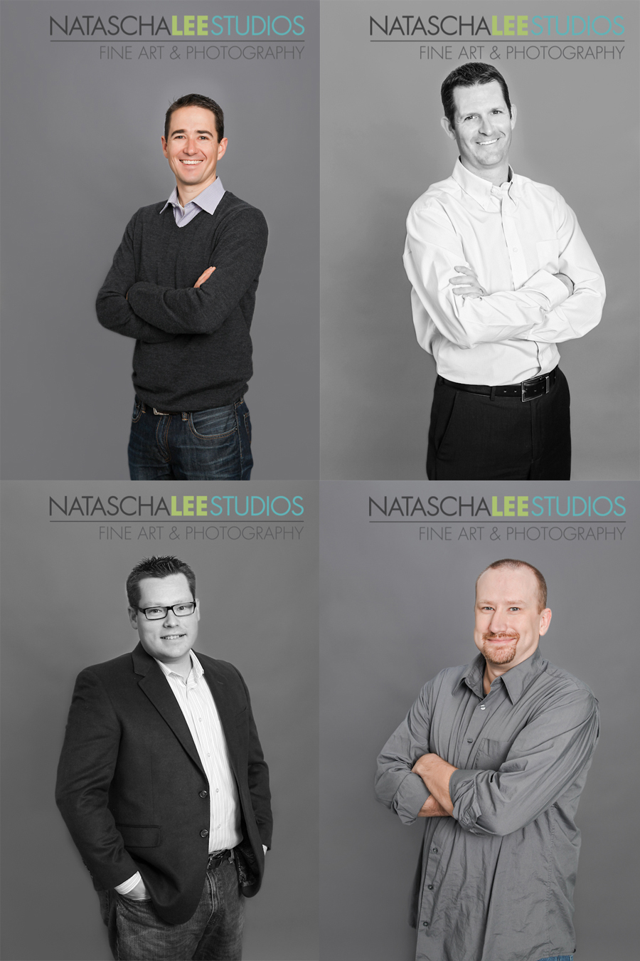 Corporate Headshots by Natascha Lee Studios
