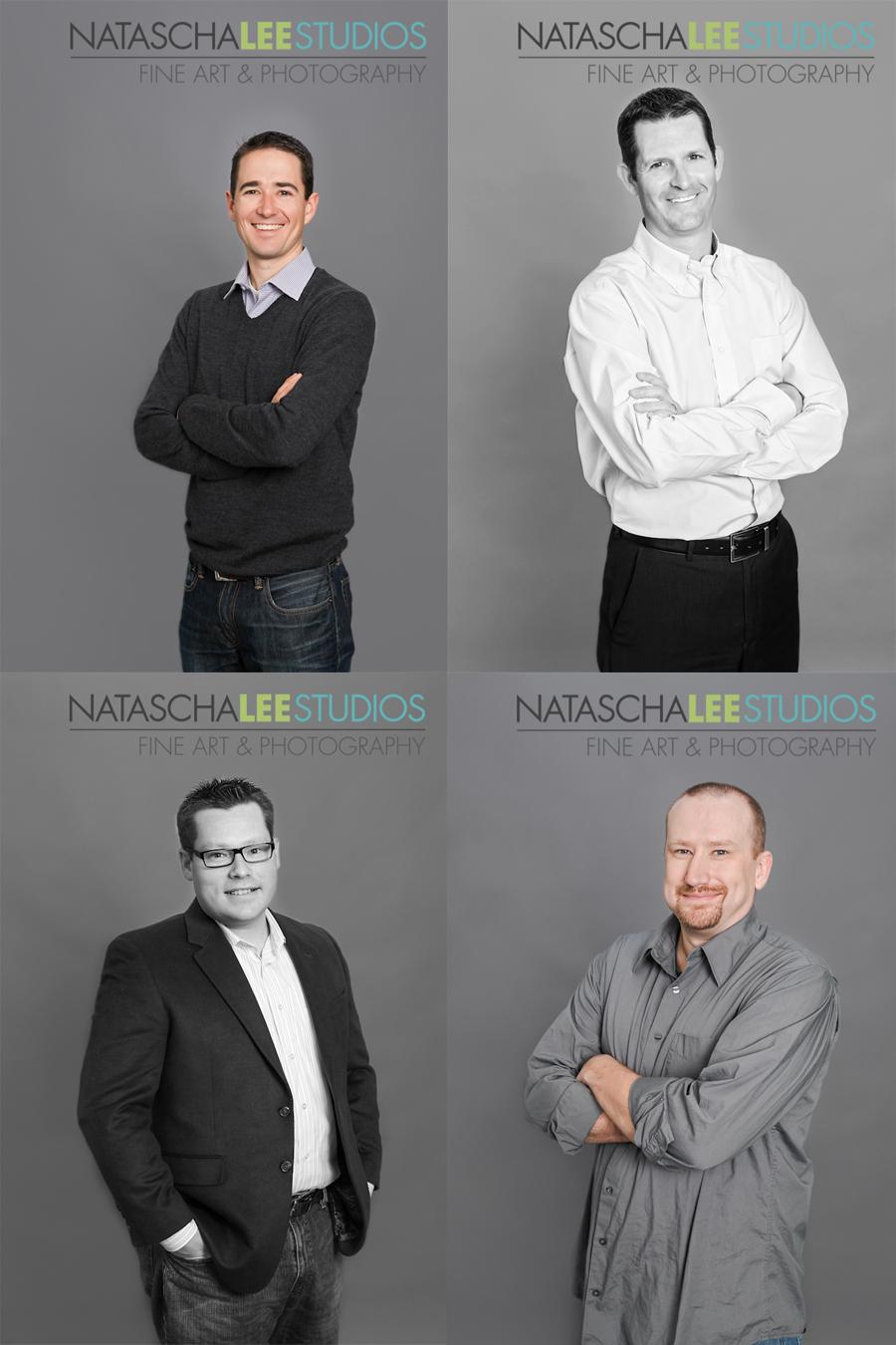 Corporate Headshots by Natascha Lee Studios