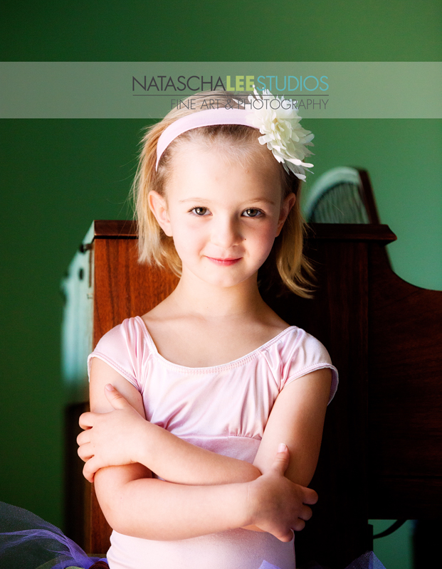 Broomfield Colorado Children's Fine  Portraiture for Dancers, Dreamer and Make-Believers by Natascha Lee Studios