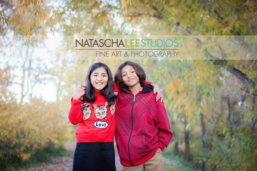 Denver, Colorado - Fun Family Portraits Outdoors, Natural, Twins, by Natascha Lee Studios