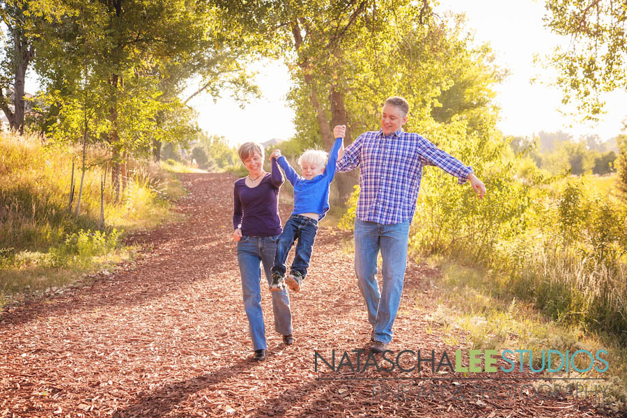 Littleton Colorado Outdoors Family Photography- by Natascha Lee Studios -  Baby, Children, Family - Fun