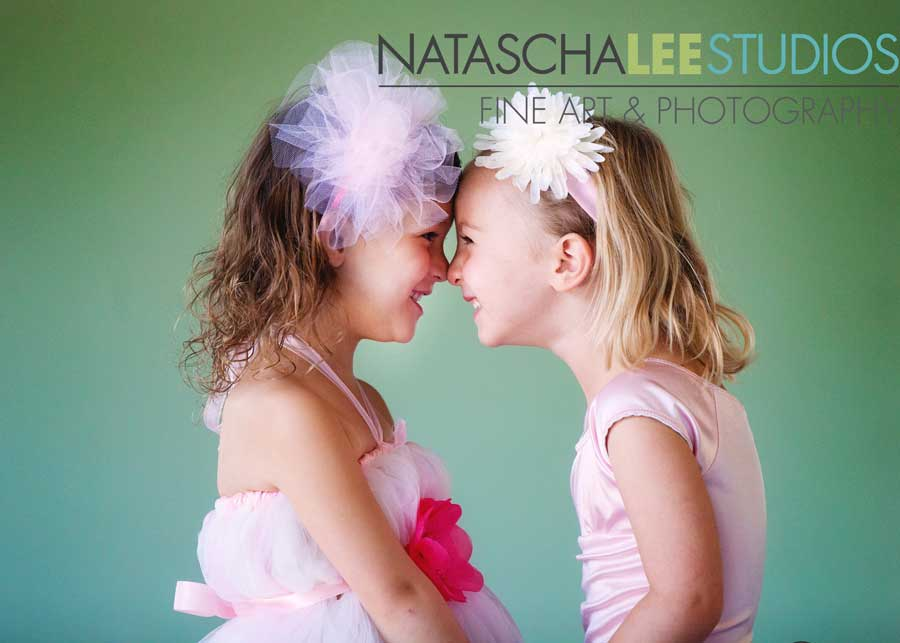 Friends - Ballet Girls in Broomfield, Colorado - Custom Photography for Ballerinas (Natascha Lee Studios)