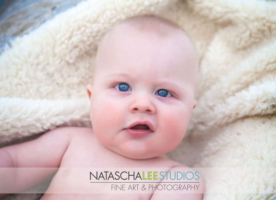 Spring Baby and Family Portraits for Denver Highlands Families  | Natascha Lee Studios