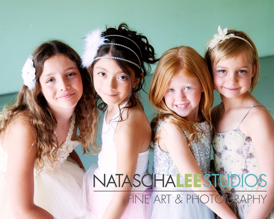Ballet Children Custom Children's Portriature in Broomfield Colorado by Natascha Lee Studios