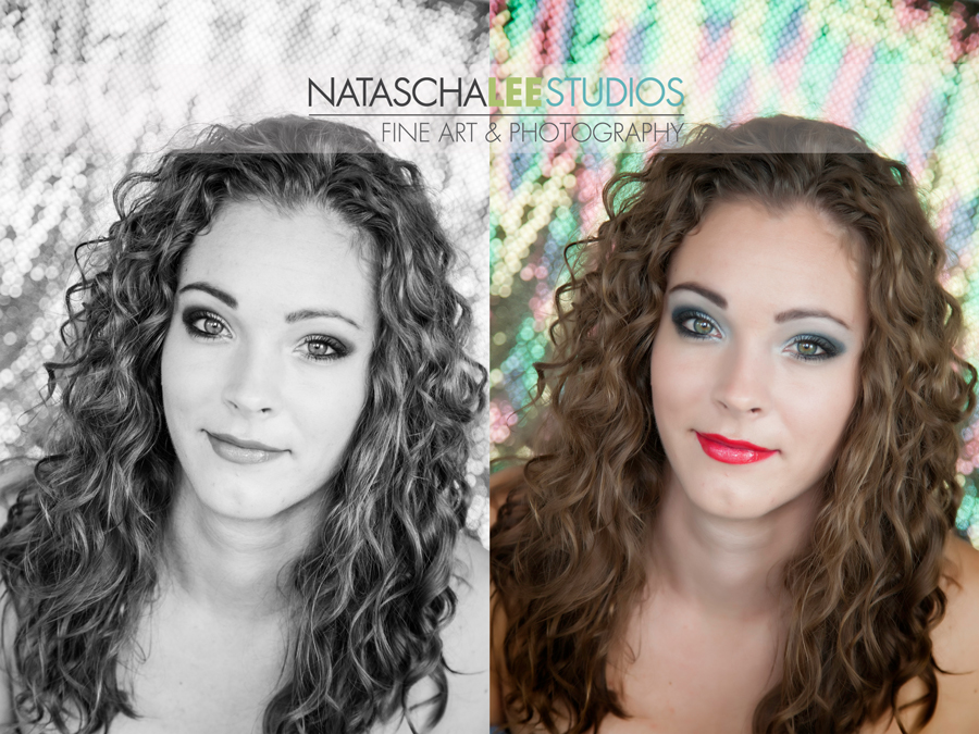 Denver Model and Actor Headshots by Natascha Lee Studios - M6, Color and B&W