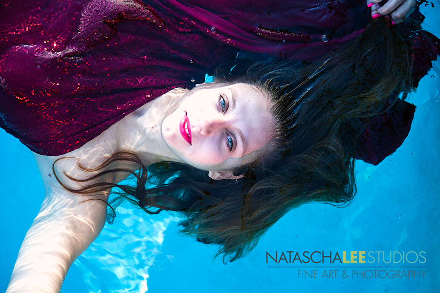 Unique, Artistic Portraiture for Westminster Women – Mermaids by Natascha Lee Studios (Dancers, Dreamers and Make Believers)