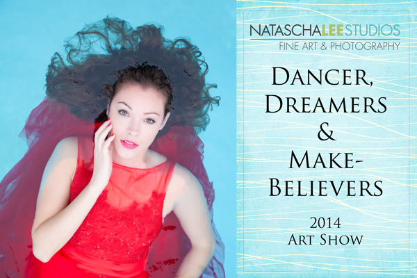 Broomfield Family Photography - Photo Show - Dancers Dreamers Make Believers by Natascha Lee Studios