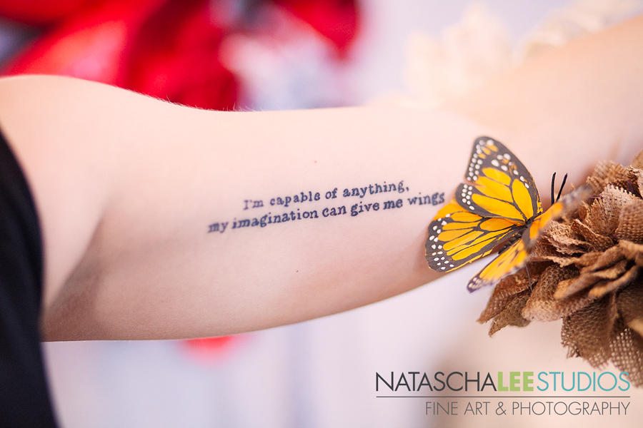 Arm Tattoo and butterfly - dancer - Natascha-Lee-Studios-IMG_7345-eal-tattoo-arm-sfw