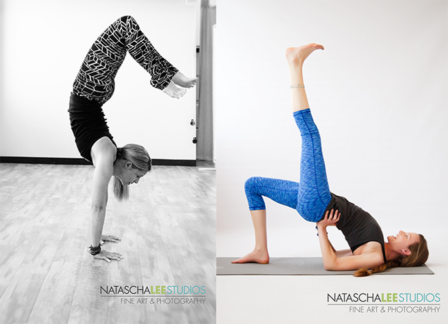 Denver yoga photography by natascha lee studios