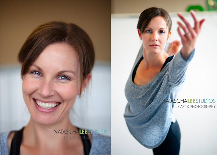 Dancer Pose Natarajasana Denver Yoga Photographer