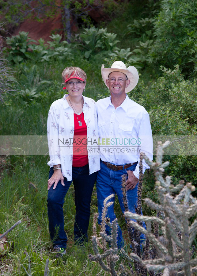 Rancher Family Portraits in Southeastern Colorado
