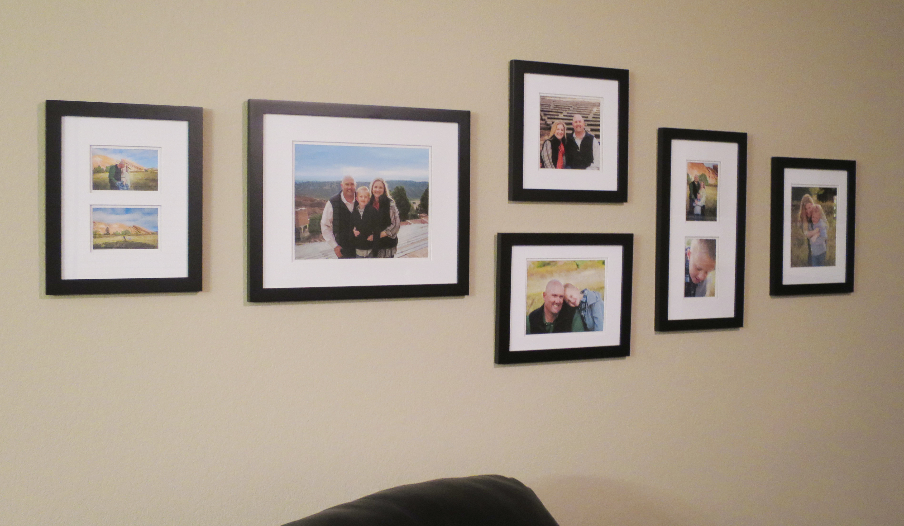 Broomfield Family Photography @ Red Rocks | Wall Display & In My Client's Words