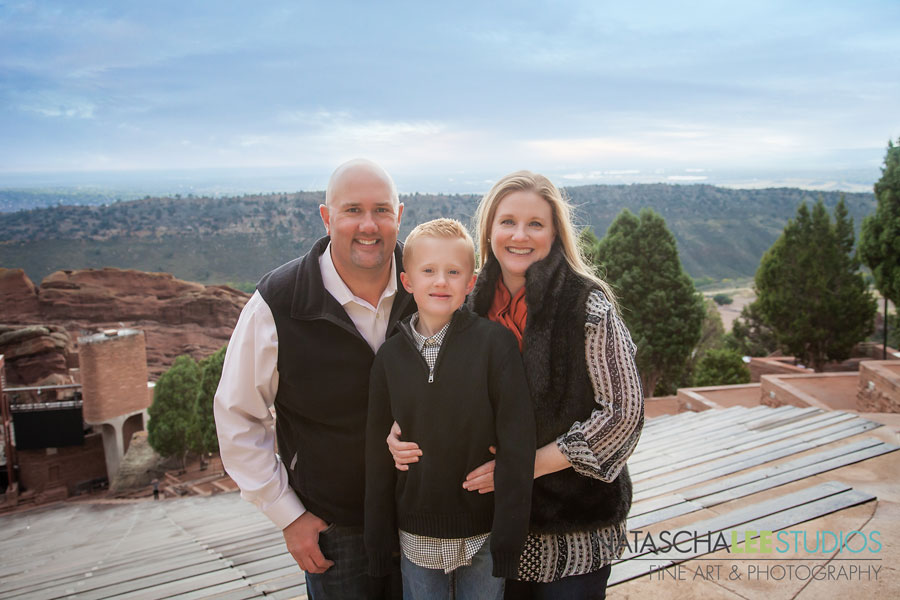 Broomfield Family Photography at Red Rocks by Natascha Lee Studios