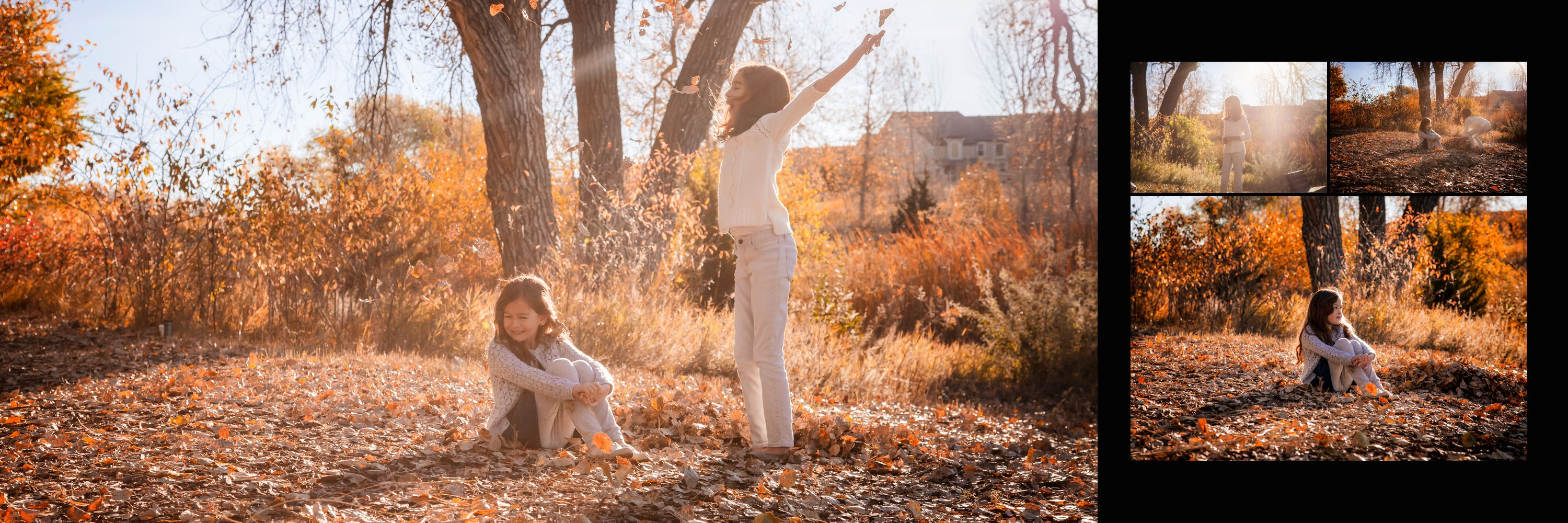 Client Story  – Broomfield Family Portraits – Fabulous Fall Portraiture