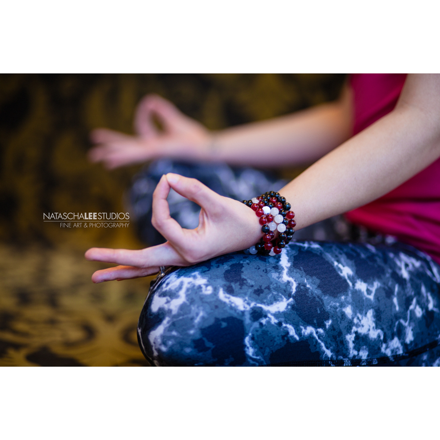 Denver Yoga Photography – Prayer Beads
