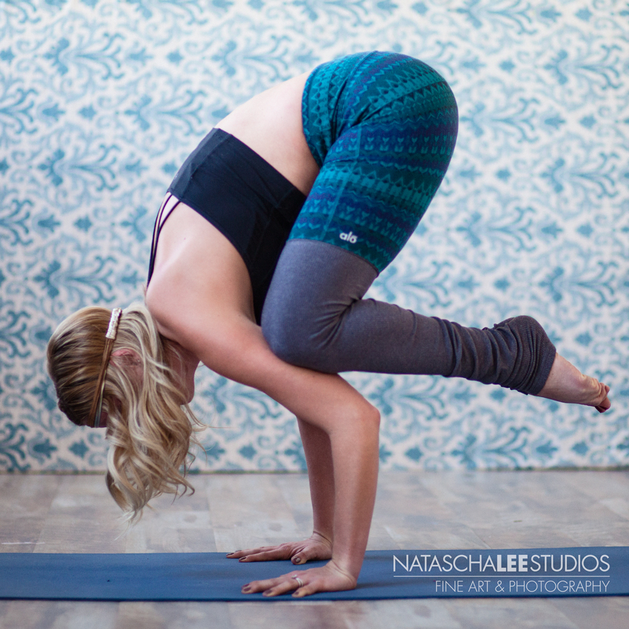 Denver Yoga Photographer - Yoga Photography by Natascha Lee Studios