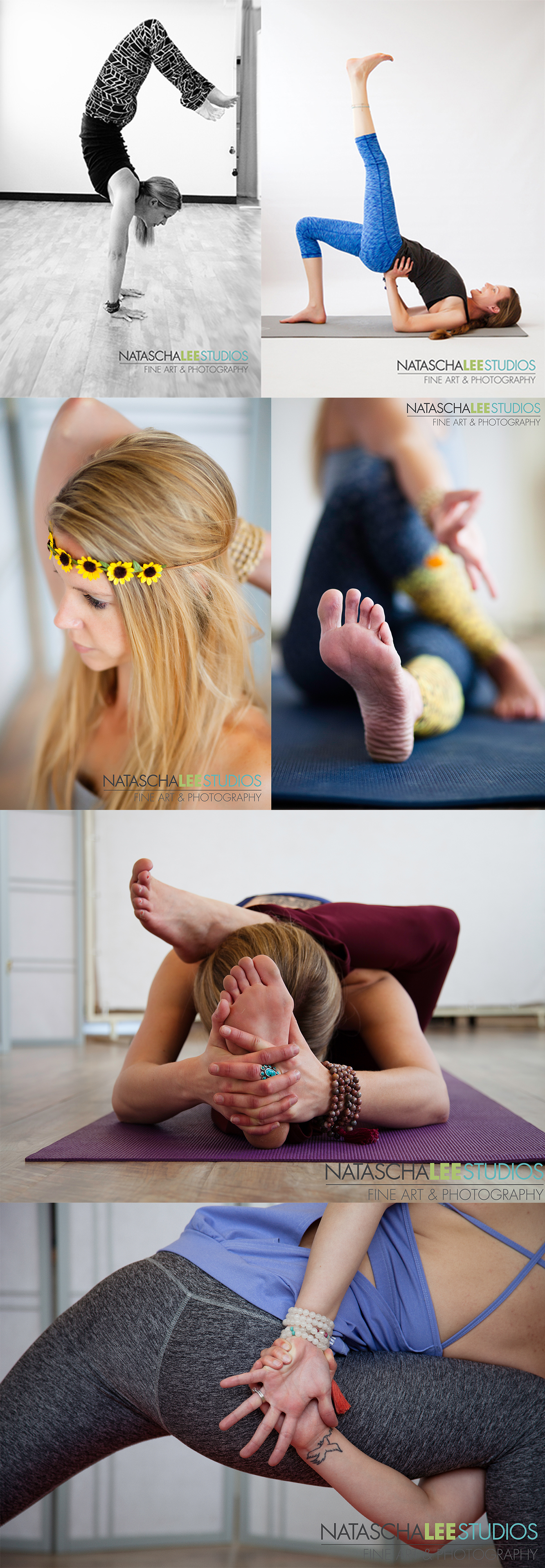 Denver Yoga Teacher Portraits Model Call