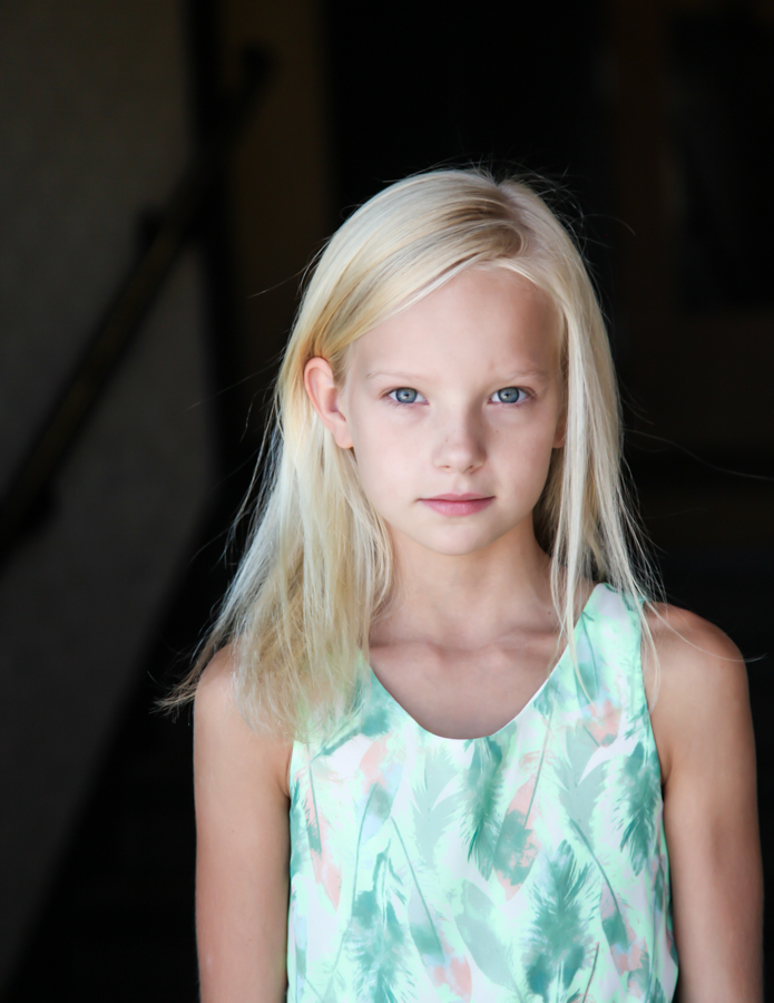 Denver Child Model of the Month – Interview with Model and Athlete Ami B
