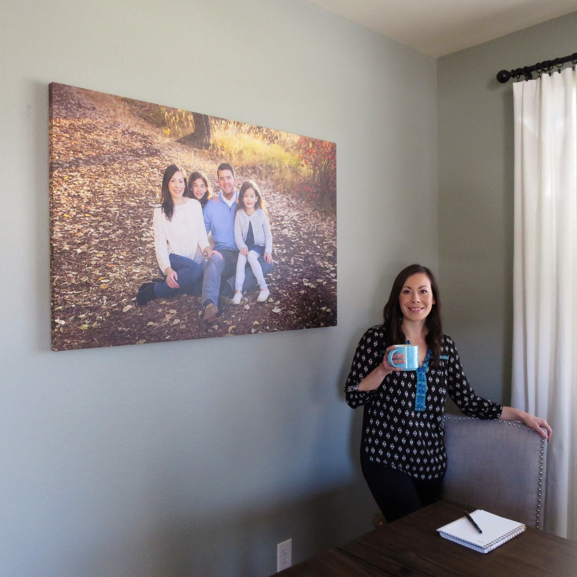 Broomfield Family Photography – Large Wall Canvas
