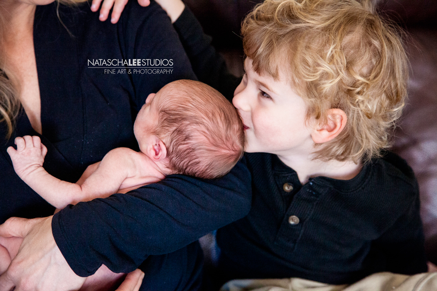 Denver Modern Baby Photography by Natascha Lee Studios