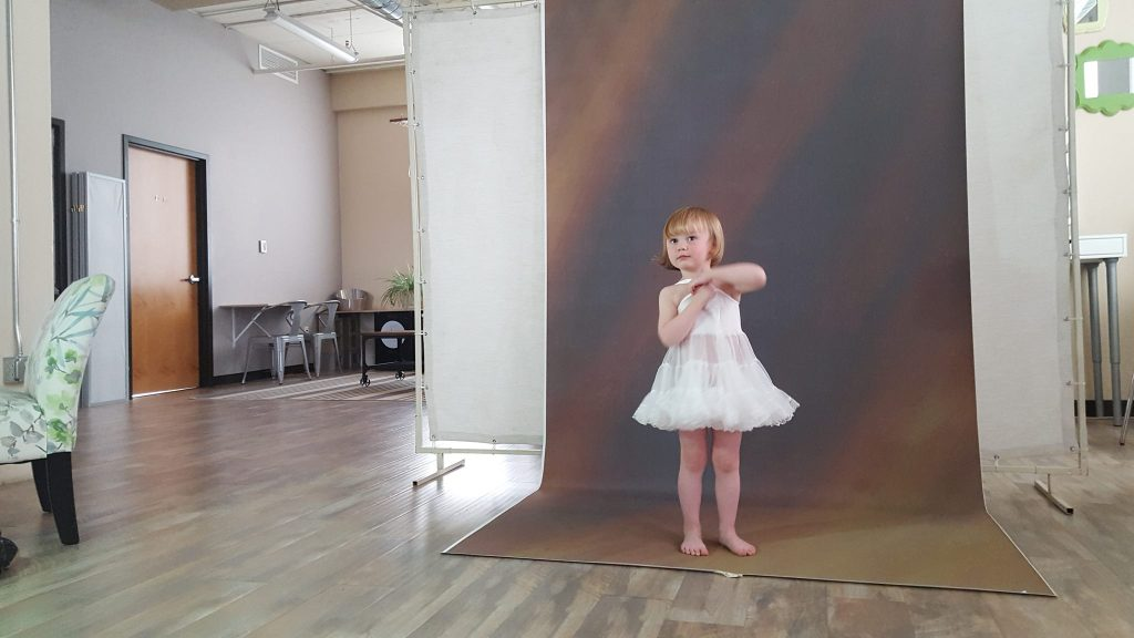 Denver Kid's Photography - Behind the Scenes - Natascha Lee Studios