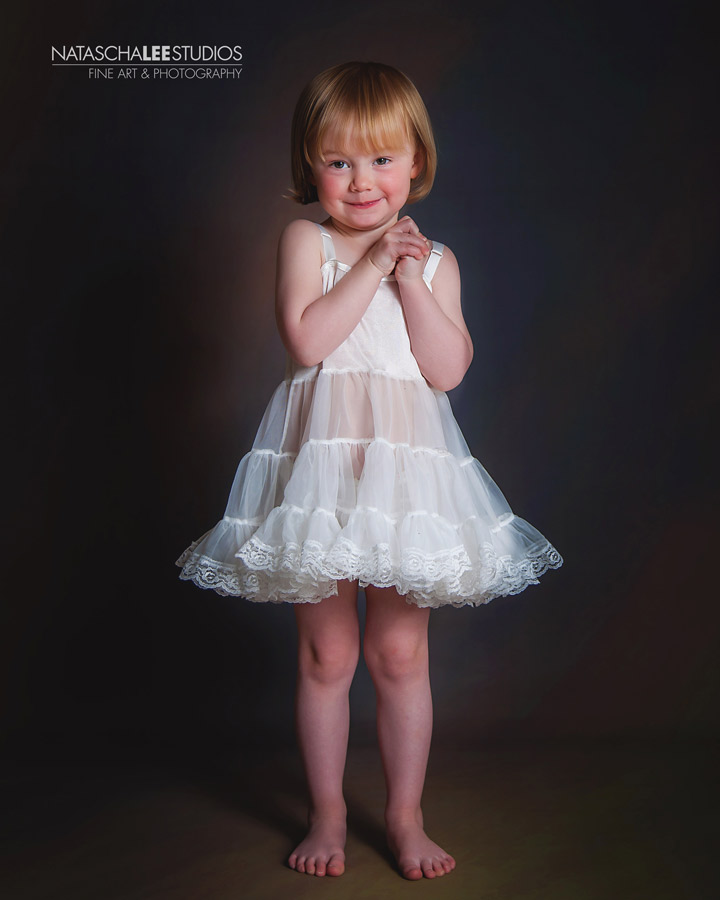 Denver Kids Fine Portraiture - Natascha Lee Studios