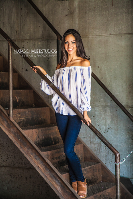 Cherry Creek Highschool Senior Portraits - Denver Family and Model Photographer