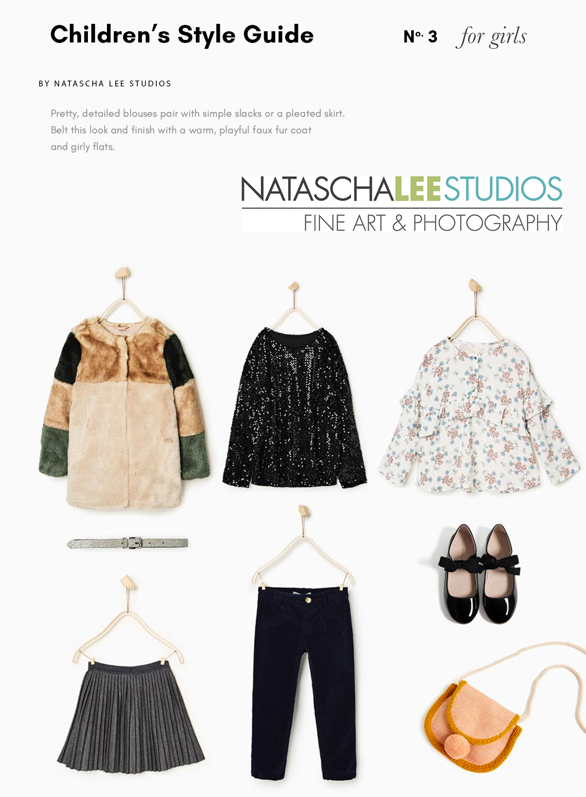Children's Photography Style Guide - #3 for Girls