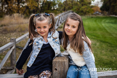 Sisters - Denver Family Photography
