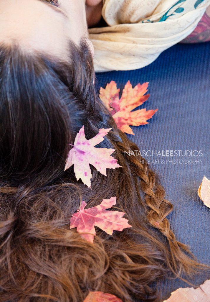 Denver Yoga Photographer - Seasons: Fall