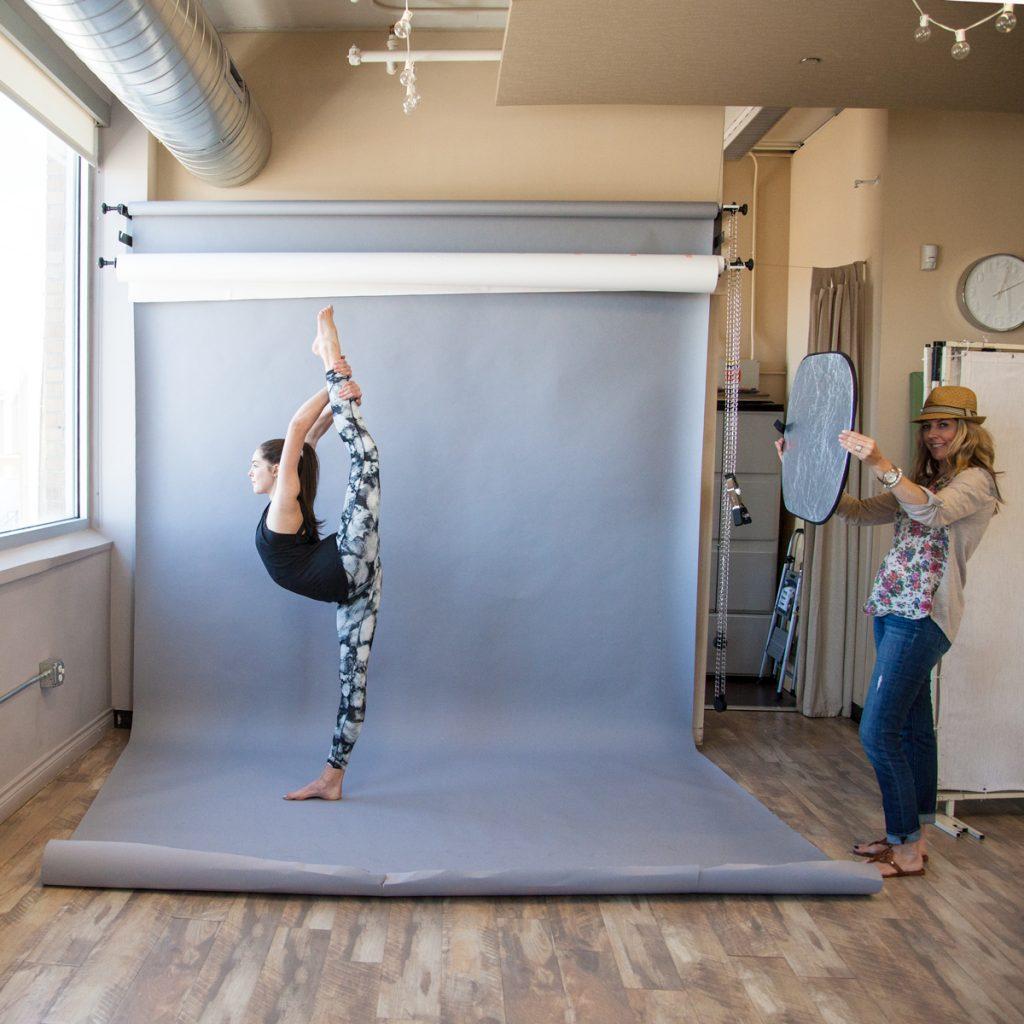 Denver Teen Modeling Photogrpahy - Flexible Dancer Girl