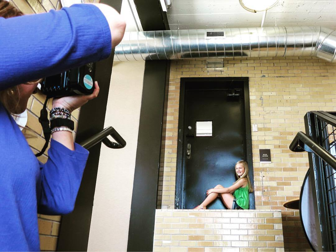Denver Model Shoot – Behind the Scenes