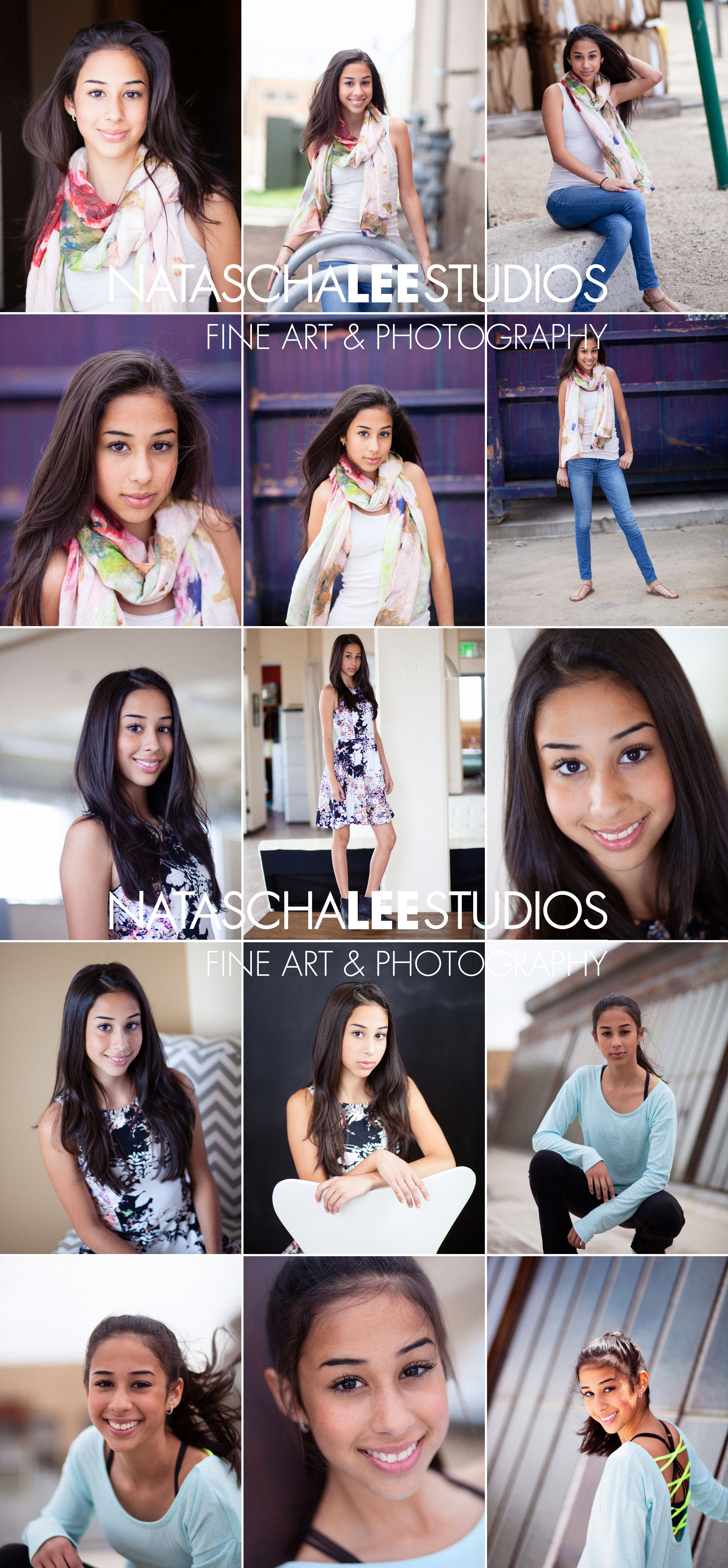 Art Modeling Studio Teen Model